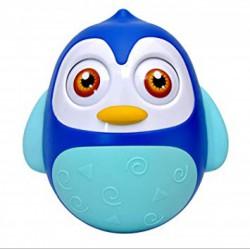 Pingvin keljfeljancsi - kék - Bébijátékok - Bébijátékok