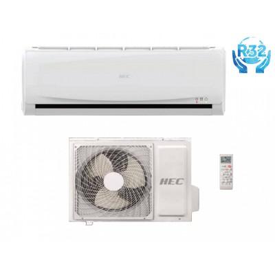 HEC HSU-09TK1/R32(DB)-IN/HSU-09TK1/R32(DB)-OUT inverteres klímaberendezés 2,6kW -Klíma berendezések