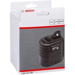 BOSCH 2607337298 NiMH akkumulátor, 24 V, 2,6 Ah, lapos típus, SD - Bosch termékek - Bosch termékek Bosch
