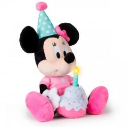 Minnie egér Boldog szülinapot plüssfigura - 29 cm - Plüss és állat,-mesefigurák - Plüss és állat,-mesefigurák