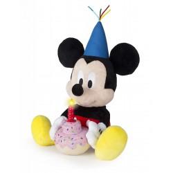 Miki egér Boldog szülinapot plüssfigura - 29 cm - Plüss és állat,-mesefigurák - Plüss és állat,-mesefigurák