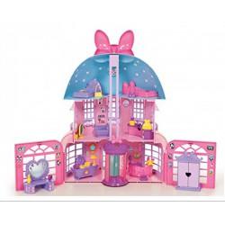 Minnie egér háza játékkészlet - Plüss és állat,-mesefigurák - Plüss és állat,-mesefigurák