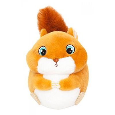 Bim Bim rázkodó, ugráló mókus plüssfigura - Plüss és állat,-mesefigurák