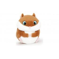 Bam Bam rázkodó, ugráló mókus plüssfigura - Plüss és állat,-mesefigurák - Plüss és állat,-mesefigurák