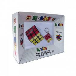 Rubik 3x3x3 kocka klasszik szett - Rubik logikai játékok - Rubik logikai játékok Rubik