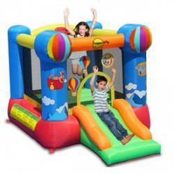 Hőlégballon ugrálóvár - 280x210x185cm - Kerti és vízes játékok - Kerti és vízes játékok