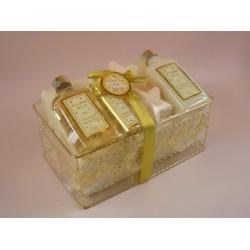 Spa ajándék díszcsomagban -Spa ajándékcsomagok - Ünnepi meglepik