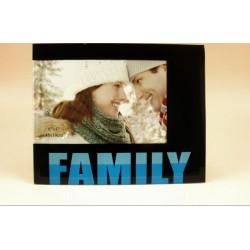 Képkeret Family felirattal - RMD6628 -Képkeretek - Képkeretek