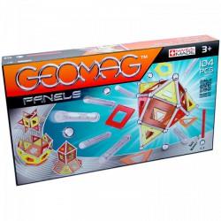 Geomag 104 darabos paneles mágneses építőjáték készlet - Geomag építőjátékok - Építőjátékok Geomag