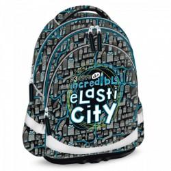 Elasti City - iskolatáska-anatómiai M - Elasti City - Elasti City