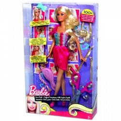 Barbie - Barbie cserélhető szőke tincsekkel - Barbie babák - Barbie babák