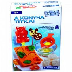 A konyha titkai - Lányos játékok - Konyhák
