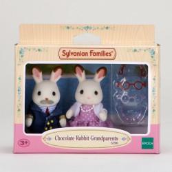 Sylvanian Families - Csoki nyuszi nagyszülők 2 - Sylvanian families játékok - Lányos játékok