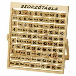 Szorzótábla (0815) - Logikai fajátékok - Fajátékok
