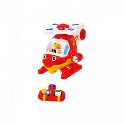 WOW Rory, a mentőhelikopter - Wow bébi játékok - Bébijátékok WOW