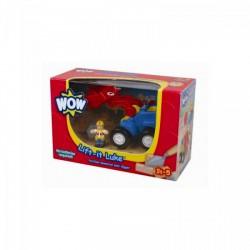 WOW Toby kis dömper - Wow bébi játékok - Bébijátékok WOW