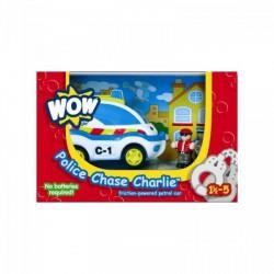 WOW Charlie, a rendőrautó Játék - Bébijátékok WOW