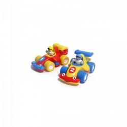 WOW Turbo versenyautók - Wow bébi játékok - Bébijátékok WOW
