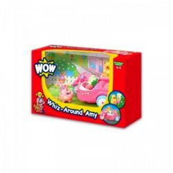 WOW Amy, az oldalkocsis motorkerékpár - Wow bébi játékok - Bébijátékok WOW