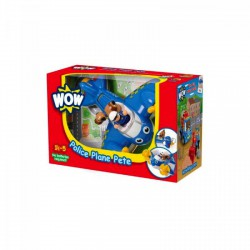WOW Pete a rendőrségi repülő - Wow bébi játékok - Bébijátékok WOW