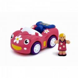 WOW Daisy autója - Wow bébi játékok - Bébijátékok WOW