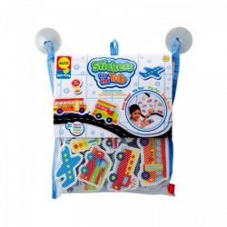 ALEX - Tapassz a csempére - Közlekedés - Alex fürdőjátékok - Alex fürdőjátékok