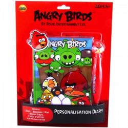 Angry Birds - napló készlet ANGRY BIRDS - Plüss és állat,-mesefigurák