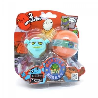 Monster Basket figurák gömbbel - MONSTER Basket figurák