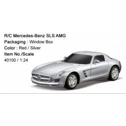Rastar Távirányítós autó 1:24 Mercedes-Benz SLS AMG RASTAR - Pályák, kisautók Rastar