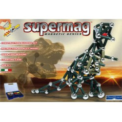 Supermag - Dino játékszett - Supermag építőjáték - Építőjátékok