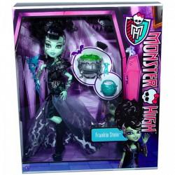 Monster High - Légy szörnymagad - Frankie Stein Játék - Lányos játékok