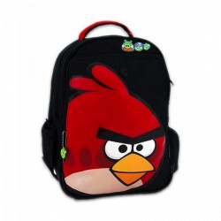 Angry Birds iskolatáska nagy hátizsák AB - AU-93874489 ANGRY BIRDS - Plüss és állat,-mesefigurák Ars Una
