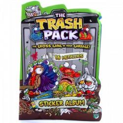 Trash Pack - Kukabúvárok matricagyűjtő album Játék