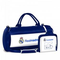 Real Madrid - sporttáska neszeszerben REAL MADRID-OS MEGLEPIK - Real Madrid