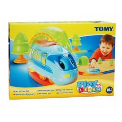 Tomy - Első kisvasutam - Tomy bébijátékok - Bébijátékok