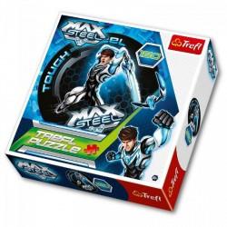 TREFL - Max Steel 150 db-os kör puzzle Játék - Kirakók, puzzle-ok