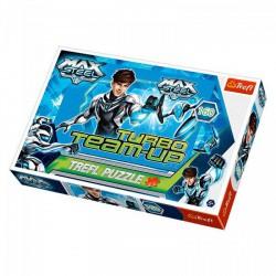 TREFL - Max Steel 160 db-os puzzle - TREFL puzzleok - Kirakók, puzzle-ok