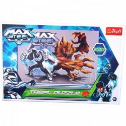 TREFL - Max Steel: 100 db-os puzzle Játék - Kirakók, puzzle-ok