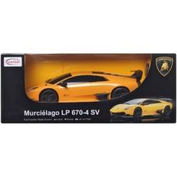 Rastar - Távirányítós autó 1:24 Lamborghini Murcielago RASTAR - Pályák, kisautók Rastar