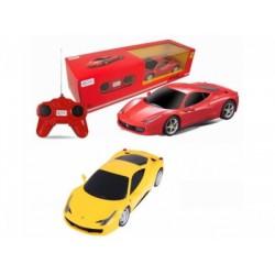 Rastar - Távirányítós autó 1:24 Ferrari 458 Italia RASTAR - Pályák, kisautók