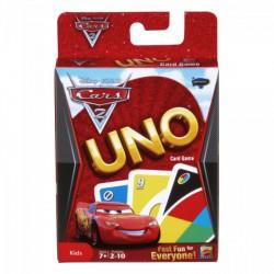 Cars2 (Verdák2) - UNO kártya - Verdás játékok - Kirakók, puzzle-ok UNO