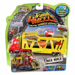 Trash Pack - Trash Wheels: Járgányok kamion Játék