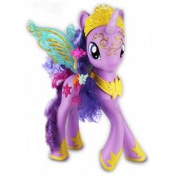Én kicsi pónim - Óriás Beszélő Twilight Sparkle hercegnő - Én kicsi pónim játékok - Én kicsi pónim játékok