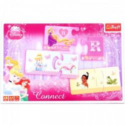 TREFL - Disney hercegnők: Connect társasjáték - PUZZLE játékok - Kirakók, puzzle-ok