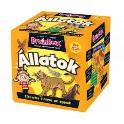 Brainbox Állatok társasjáték - Brainbox társasjátékok kicsiknek - Brainbox társasjátékok kicsiknek Brainbox