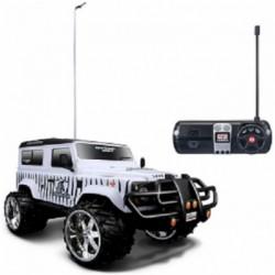 Maisto - RC Land Rover Defender távirányítós autó Játék