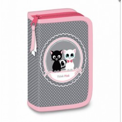 Think-Pink tolltartó írószerekkel feltöltött - 93576734 Think-Pink - Think-Pink Think-Pink
