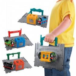Thomas - Take-N-Play kezdő játékszett Percy - Thomas a gőzmozdony - Bébijátékok