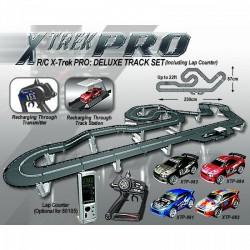 Silverlit - X-Track Pro Deluxe autópálya szett AUTÓPÁLYÁK-MODELLVASÚT