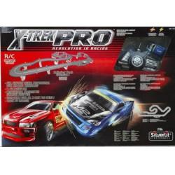 Silverlit - X-Track Pro Deluxe autópálya szett - TÁVIRÁNYÍTÓS játékok - Pályák, kisautók Silverlit